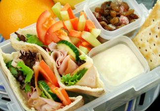 Healthy Kids Lunchbox
